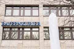 Bayernkurier Royalty Free Stock Photography