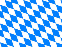 Bayernmarkierungsfahne Stockbild