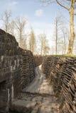 Bayernwald-Geulenwereldoorlog één Vlaanderen België royalty-vrije stock fotografie