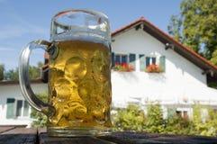 Bayersk öl royaltyfri bild