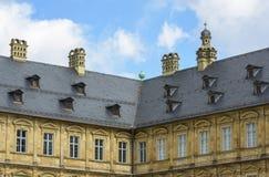 Bayersk arkitektur Royaltyfri Bild