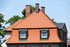 Bayerskt nått en höjdpunkt tak Arkivbilder