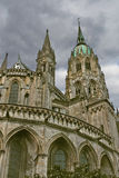 Bayeux Cathedral Royalty Free Stock Photos