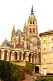 Bayeux Cathedral in Normandy Royalty Free Stock Photos