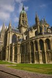 Bayeux cathedral (Notre Dame) Stock Photo