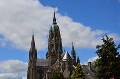 Bayeux (Francia) en julio de 2014 Imágenes de archivo libres de regalías
