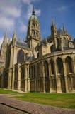 bayeux katedralny paniusi notre Zdjęcie Stock