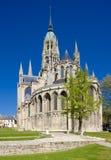 bayeux katedralny paniusi notre Fotografia Royalty Free