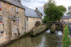 Bayeux Mill Royalty Free Stock Images