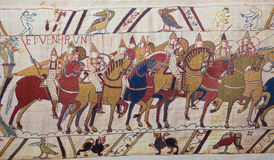 Free Bayeux Tapestry Royalty Free Stock Image - 36480086