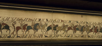 Free Bayeux Tapestry Royalty Free Stock Photo - 76841055