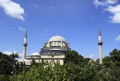 bayezid μουσουλμανικό τέμενο&sigm Στοκ φωτογραφία με δικαίωμα ελεύθερης χρήσης