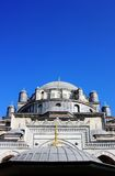Bayezid Mosque royalty free stock photos