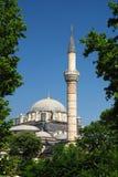bayezidistanbul moské Royaltyfri Foto