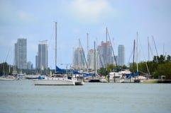 Bayfront park Miam Zdjęcie Royalty Free
