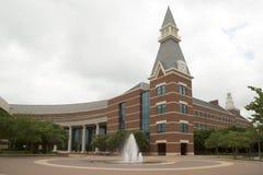 Baylor kampus obrazy royalty free
