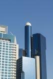 Baynunah Tower Abu Dhabi Royalty Free Stock Photo