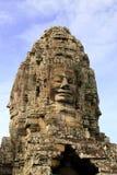 bayon寺庙 库存照片