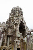 Bayon寺庙 库存图片