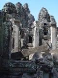 bayon柬埔寨 免版税库存图片