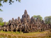 bayon świątyni Zdjęcie Stock