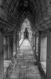 Bayon Świątynny Angkor Thom Obraz Royalty Free