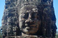 Bayon Świątynny Angkor Thom, Kambodża zdjęcia royalty free