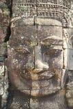 Bayon Świątynny Siem Przeprowadza żniwa Kambodża 3 Obraz Stock