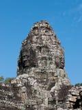 bayon η Καμπότζη συγκεντρώνει siem Στοκ φωτογραφία με δικαίωμα ελεύθερης χρήσης