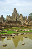 bayon ναός της Καμπότζης Στοκ Φωτογραφίες