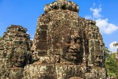 bayon ναός της Καμπότζης riep πλησίον siem η Καμπότζη συγκεντρώνει siem Στοκ φωτογραφία με δικαίωμα ελεύθερης χρήσης