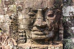 bayon ναός της Καμπότζης riep πλησίον siem η Καμπότζη συγκεντρώνει siem Στοκ φωτογραφίες με δικαίωμα ελεύθερης χρήσης