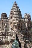 Bayon σε Angkor, Καμπότζη Στοκ φωτογραφία με δικαίωμα ελεύθερης χρήσης