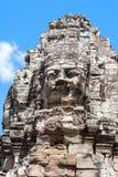 Bayon σε Angkor, Καμπότζη Στοκ Εικόνες