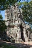 Bayon σε Angkor, Καμπότζη Στοκ φωτογραφίες με δικαίωμα ελεύθερης χρήσης