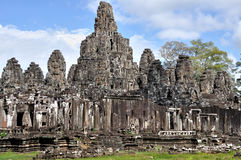 Bayon σε Angkor Wat Στοκ Εικόνα