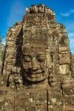 bayon Камбоджа около виска siem riep Стоковые Фото