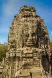 bayon Камбоджа около виска siem riep Стоковая Фотография RF