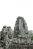 Bayon. Ankor wat style temple built in the second half of the 12th century in cambodia siem reap ankorian period Royalty Free Stock Images