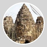 Bayon Photo stock