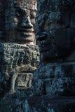 Bayon, Angkor, Cambodia Stock Photo