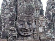 Bayon, Angkor Thom στην Καμπότζη Στοκ φωτογραφία με δικαίωμα ελεύθερης χρήσης