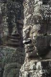 Bayon. Angkor Wat. Το Siem συγκεντρώνει. Καμπότζη Στοκ εικόνες με δικαίωμα ελεύθερης χρήσης