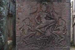 Bayon. Angkor Wat. Το Siem συγκεντρώνει. Καμπότζη Στοκ φωτογραφίες με δικαίωμα ελεύθερης χρήσης