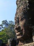 Bayon Angkor Wat/Cambogia Immagini Stock Libere da Diritti