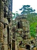 Bayon arkiv, Ankor Wat Royaltyfria Foton
