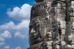 Bayon, Cambodia Stock Photos