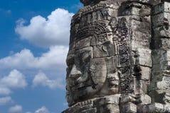 Bayon, Cambodia Fotos de Stock