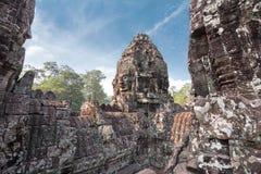 Bayon, Cambodia Royalty Free Stock Photography
