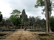 Bayon Royalty Free Stock Photography